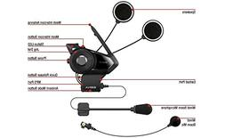 Sena 30K-01D Motorcycle Bluetooth Communication System with