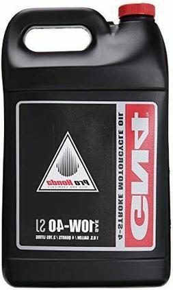08C35-A141L01 Honda Pro GN4 Motor Oil, 10W40, 1 gal