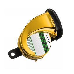 12V 130dB Anti Corrosion Low Power Single Clear Snail Air Ho