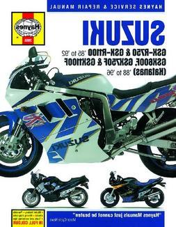1987-1996 Suzuki Katana GSX 600 750 1100 GSXR GSXR750 GSXR11