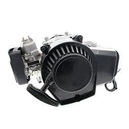 2 Stroke Pull Start Engine Motor 49cc Mini Pocket PIT Quad A
