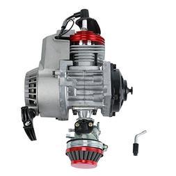 Yaegoo 49CC 2 Stroke Engine Motor for Mini Pocket Bike Scoot
