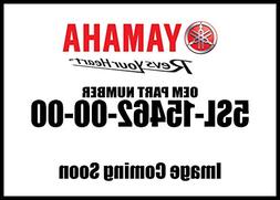 Yamaha 5SL-15462-00-00 Gasket, Crankcase Co; ATV Motorcycle