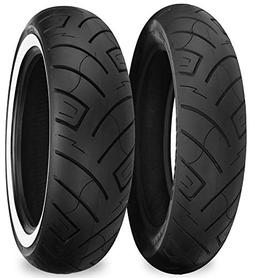 Shinko 777 Rear Tire - Whitewall