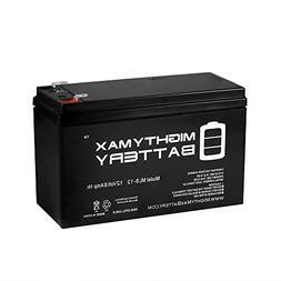 Mighty Max Battery 12V 8Ah SLA Battery for Razor MX350, MX40