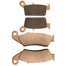 AHL Front & Rear Brake Pads Set for Honda XR650R XR650 R 200