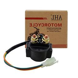 AHL Starter Solenoid Relay for 4-Stroke GY6 Engine 50cc 150c