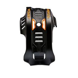 Acerbis Plastic MC Skid Plate Black - Fits: KTM 500 EXC-F 20