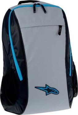 Alpinestars Lite Backpacks 2014, Black/Gray/Blue, One Size M