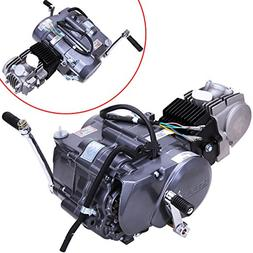 Ambienceo Lifan Complete Engine 125cc Long Case 4 Stroke 1P5