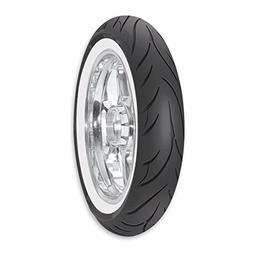 Avon AV71 Cobra MT90B16 Wide Whitewall Front Tire 4710215