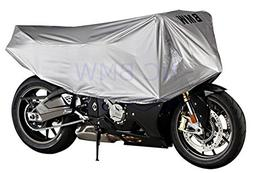 BMW Genuine Half 1/2 Motorcycle Cover - Small R1200GS Advent