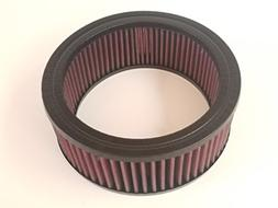 Big Dog Motorcycles Air Filter for S&S Carb- E/G Teardrop