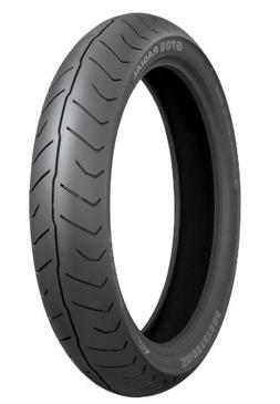 Bridgestone Excedra G709R Sport/Touring Front Motorcycle Tir