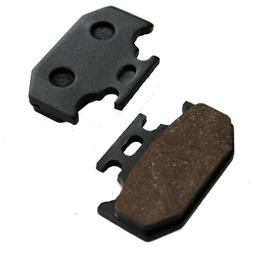 Caltric Brake Pads Fits SUZUKI Motorcycle DR650 DR 650 1996-