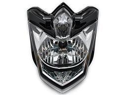 Clear Motorcycle Racing Sport Headlight Street Fighter Motor