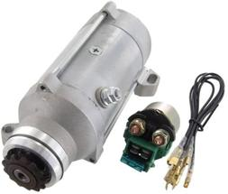 Discount Starter and Alternator NEW Starter & Solenoid Relay