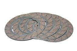 Enfield County Set Of 5 Clutch Plates For Jawa 250 350 Perak