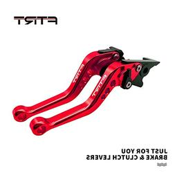 FTRT Short Brake Clutch Levers for Suzuki GSXR 600 1997-2003