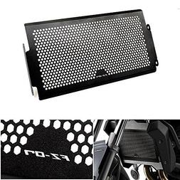 FZ07 Motorcycle Radiator Grille Guard Protective Cover for Y