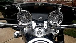Firehouse Technology Boost Bluetooth Motorcycle Stereo Speak