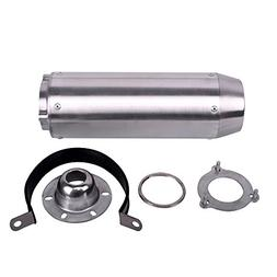 Frenshion Motorcycle Exhaust Modified Silencer Muffler Exhau