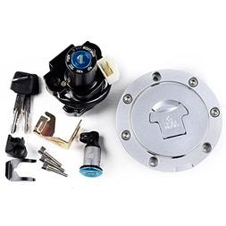 Fuel Gas Tank Cap Ignition Switch Lock Key For Honda 2004 20