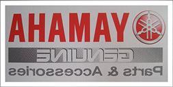 GASKET, MUFFLER, Genuine Yamaha OEM ATV / Motorcycle / Water