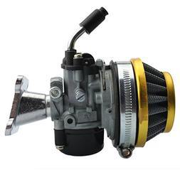 GOOFIT Carburetor Air Filter Assembly for 2 Stroke 47cc 49cc