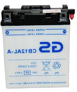 GS BATTERY - GS CB12AL-A with Acid Pack – High Performance