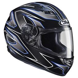 HJC CS-R3 Spike Helmet M Blue