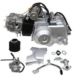 JCMOTO 125cc Engine 4 Stroke Motor Semi-Auto for Honda XR50