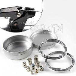 KiWAV universal clutch and throttle repair kit with collecti