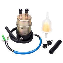 MOSTPLUS Fuel Pump For Kawasaki Mule 3000 3010 3020 2500 251