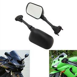 MZS Motorcycle Rear View Mirrors for Kawasaki Ninja 636/ZX6R