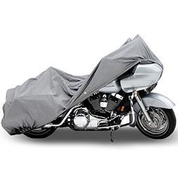 Motorcycle Bike 4 Layer Storage Cover Heavy Duty For Suzuki