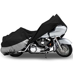 Motorcycle Bike Cover Travel Dust Storage Cover For Yamaha V