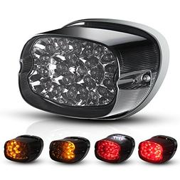 Motorcycle LED Tail Light Turn Signal for Harley Davidson Fa