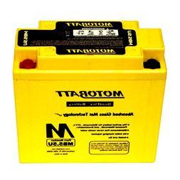 NEW MotoBatt Battery For Yamaha RD125 RD