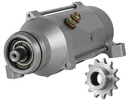 NEW STARTER MOTOR FITS HONDA MOTORCYCLE 80-83 GOLDWING GL110