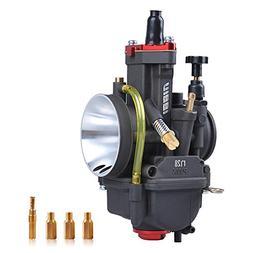 NIBBI Racing Parts Performance Motorcycle Carburetor PWK28mm