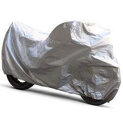 OxGord Solar-Tech Reflective Motorcycle Cover - 100% Sun-Pro