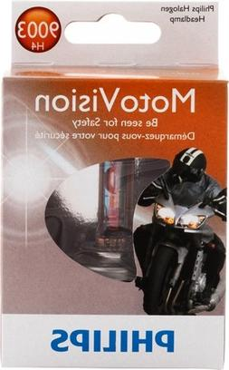 Philips 9003 MotoVision Motorcycle and Powersport Replacemen