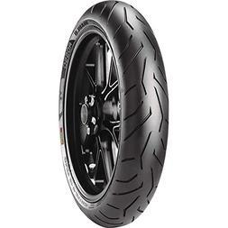 Pirelli DIABLO ROSSO II Street Sport Motorcycle Tire - 120/7