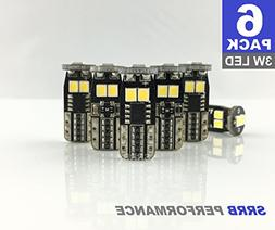 SRRB Performance Canbus Error Free T10 W5W 168 194 2825 LED