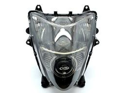 Smoke Motorcycle Racing Sport Headlight Street Fighter Motor