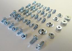 Specbolt Fasteners 66pc OE Spec Motorcycle Body Plastics Fen