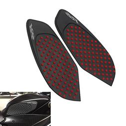 Tank Gas Pad Knee Fuel Side Grips Protector For Yamaha YZF R