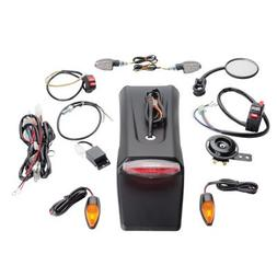 Tusk Motorcycle Enduro Lighting Kit Fits: Suzuki DR-Z 400E 2