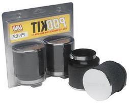Uni pk-52 high flow chrome filter kit 1- 3/4